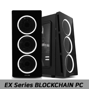 EX Series BLOCKCHAIN PC / 비트코인골드(BTG) 3.8개 [008200]