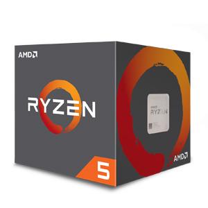 AMD 라이젠5 2600 피나클릿지(쿨러포함/Stealth) [008372]