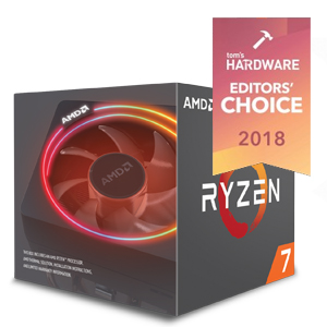 AMD 라이젠7 2700X 피나클릿지(쿨러포함/Prism) [008375]